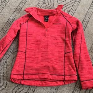 Pullover activewear